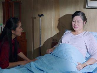"""""""Gạo nếp gạo tẻ"""": Bị mẹ đối xử tàn tệ nhưng khi chẳng ai muốn gần bà Mai, Hương lại là người duy nhất ở bên"""