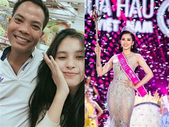 Gia cảnh ít người biết của Hoa hậu Trần Tiểu Vy: Bố bị tai biến, mẹ gồng gánh cả gia đình