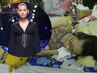 Gia cảnh nghèo khó của chân dài quê Nam Định trước khi mất ở tuổi 26