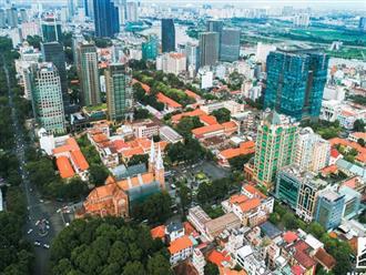 Giá đất trung tâm Quận 1 (Tp.HCM) lên tới cả tỷ đồng mỗi m2 mà chủ đất vẫn không muốn bán ra