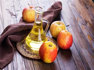 Giấm táo có lợi cho sức khỏe như thế nào?