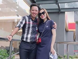 Giang Hồng Ngọc bị stress sau khi sinh con trai đầu lòng ở Mỹ