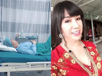 Giữa lùm xùm chuyển giới, lộ ảnh Long Nhật nằm bất động trên giường bệnh