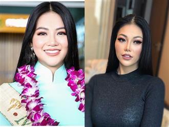 Giữa tin đồn mua giải Miss Earth, Phương Khánh gây xôn xao với chiếc mũi bé xíu lạ hoắc