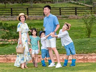 Giữa Vbiz đầy rẫy chuyện ly hôn, tổ ấm của Ốc Thanh Vân là 'tường thành' kiên cố, nhìn ảnh gia đình mà ao ước