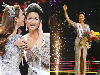 Phản ứng của cư dân mạng quốc tế khi H'Hen Niê đăng quang Hoa hậu Hoàn vũ Việt Nam