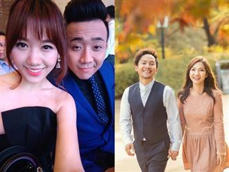 Hari Won còn mải thanh minh chuyện bầu bí, vợ Đinh Tiến Đạt báo tin bị nghén dữ dội sau 5 tháng kết hôn