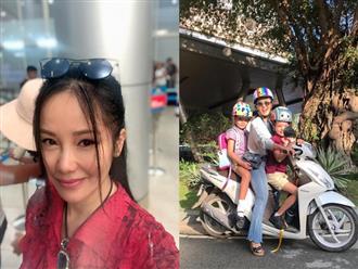 Một mình chăm 2 con hậu ly hôn, diva Hồng Nhung làm việc không biết ngày đêm đến kiệt sức