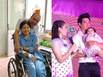 Hay tin Mai Phương mắc bệnh ung thư, Phùng Ngọc Huy suy sụp, xin chăm sóc con gái 5 tuổi