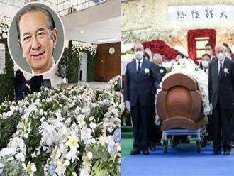 Hé lộ chi phí đám tang siêu xa xỉ trùm sòng bạc Macau: Tổng 210 tỷ, quan tài gỗ quý cả chục tỷ, hoa trang trí quá cầu kỳ