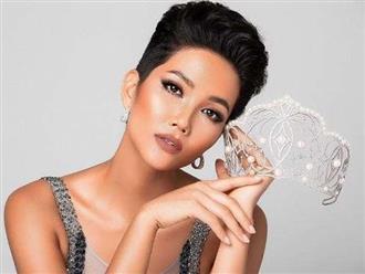 H'Hen Niê gây bất ngờ khi dẫn đầu Top 10 người đẹp nhất Thế giới 2018, vượt qua Phương Khánh