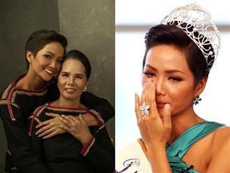 2 năm sau đăng quang, H'Hen Niê lần đầu tiết lộ từng không muốn thi Hoa hậu, xót xa khi nghe lý do