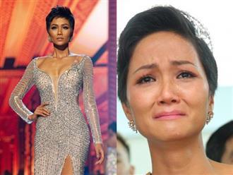 H'Hen Niê lần đầu tiết lộ lý do bị mất nhiều đồ trang sức khi thi Hoa hậu Hoàn vũ Thế giới