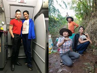 H'Hen Niê lên tiếng về việc mặc áo 40 nghìn mua ngoài chợ, đi giày dính đất lên máy bay