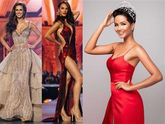H'Hen Niê tiếp tục vào Top 10 'Hoa hậu của các hoa hậu 2018'