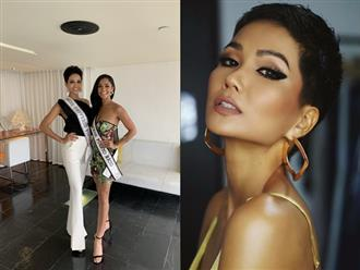 H'Hen Niê tiết lộ ngày đầu tiên đã chiếm trọn spotlight Miss Universe 2018 vì… thay quá nhiều quần áo