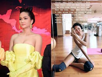 H'Hen Niê tuyên bố cực gắt khi vướng nghi án phẫu thuật nâng ngực