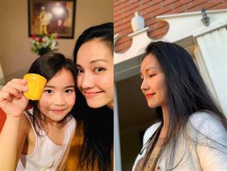 Hiếm lắm Kim Hiền mới chia sẻ về con gái, tiện thể khoe sự hiếu thảo của con trai riêng Sonic