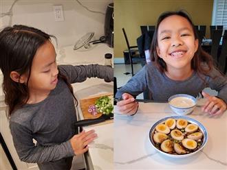 Hiếm lắm Việt Hương mới khoe con gái giỏi giang, ai cũng khen vì ba mẹ dạy con quá khéo