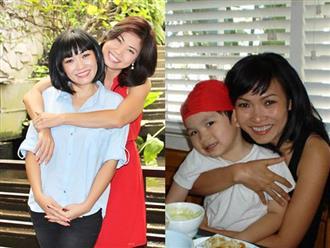 Hồ Lệ Thu kể chuyện Phương Thanh bí mật sinh con, có linh cảm đặc biệt trời cho