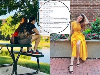 Khoe ảnh 'tình bể bình', Hồ Ngọc Hà - Kim Lý bị chê thiếu ý thức khi ngồi lên bàn, chân đạp xuống ghế