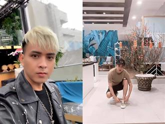 Hồ Quang Hiếu giải thích lý do: Làm ca sĩ sao mua được nhiều đất thế? khiến fan phì cười