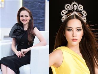 Bị 'ném đá' vì động chạm Nam Em, Hoa hậu Diễm Hương bức xúc dùng từ 'mất dạy, vô học' đáp trả