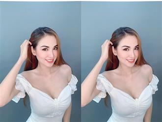 """Hoa hậu Diễm Hương: """"Yêu người phụ nữ đã có một đời chồng khó khăn vô vàn nhưng lại xứng đáng"""""""