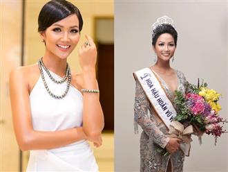 Sắp hết nhiệm kỳ, Hoa hậu H'Hen Niê khoe những món đồ 'vô giá' đã cất giữ sau khi đăng quang