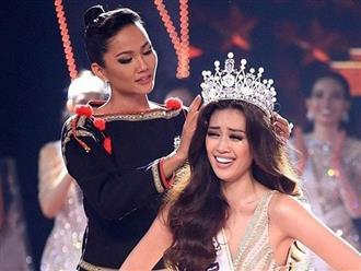 """Hoa hậu H'Hen Niê lên tiếng bảo vệ Khánh Vân trước chia sẻ """"sau một đêm thức dậy, tôi bỗng có nhà và xe mới"""" gây xôn xao mạng xã hội"""