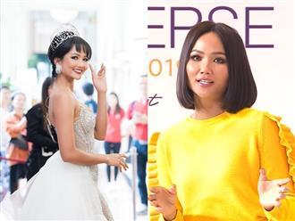 Hoa hậu H'Hen Niê nói gì khi người từng mỉa mai gửi lời xin lỗi?