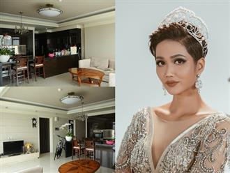 Kết thúc 2 năm đương nhiệm, Hoa hậu H'Hen Niê sẽ ở nhà thuê vì chưa đủ tài chính