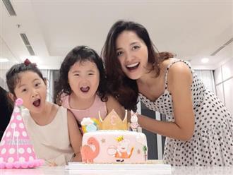 Hoa hậu Hương Giang: 'Gia đình tôi không có giúp việc'