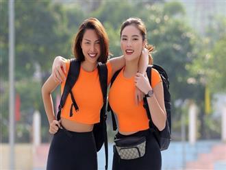 """Hoa hậu Kỳ Duyên bất mãn vì liên tục bị """"chèn ép"""" tại Cuộc đua kỳ thú 2019"""