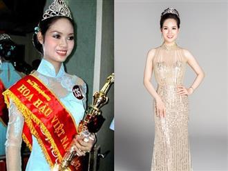Hoa hậu Mai Phương: 'Ngôi vị Hoa hậu khiến tôi được nhiều người biết tới, quá đổi đời luôn'