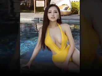 Body ngày càng quyến rũ của 'Hoa hậu hở bạo nhất Vbiz', vòng 1 khủng chạm ngưỡng 100cm