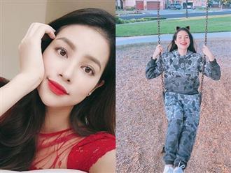 Hoa hậu Phạm Hương khoe ảnh 'hồn nhiên tuổi 13', anti-fan vào 'phản dame' cực gắt