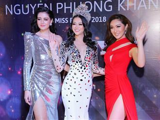 Hoa hậu Phương Khánh khóc nấc thanh minh, bầu cũ tiếp tục tố vô ơn