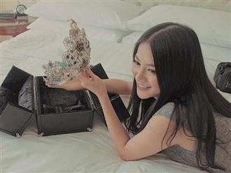 Hoa hậu Phương Khánh lần đầu khoe cận vương miện 22 tỷ giữa ồn ào bị tố mua giải