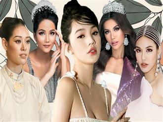 Hoa hậu rẽ ngang đi đóng phim: H'Hen Niê - Lan Khuê đẹp hết nấc vẫn chưa bằng Jolie Nguyễn diện toàn hàng hiệu, tự bỏ tiền túi mua váy áo