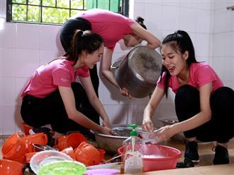 Hoa hậu Việt Nam hướng đến lòng nhân ái của người đẹp