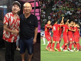 Hoài Linh viết tâm sự xúc động cho đội tuyển Việt Nam, đoán kết quả trận lượt về trên sân Mỹ Đình
