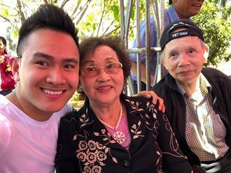 Hoài Linh tổ chức tiệc đầu năm cùng gia đình khi con trai về Việt Nam