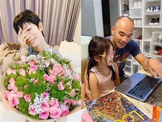 Hơn 1 tháng cưới, đây là cách chồng mới của Xuân Lan đối đãi với con riêng của vợ