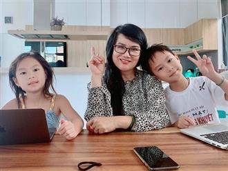 Hơn con rể 10 tuổi, mẹ vợ Lý Hải khiến mọi người trầm trồ bởi nhan sắc trẻ đẹp ở tuổi U60