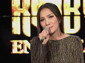 Hồng Ngọc livestream ca hát sau 1 tháng bị bỏng nặng, rưng rưng nước mắt khi nhắc đến mẹ ruột và gia đình