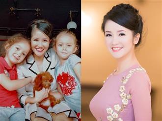 Hồng Nhung: '2 thiên thần Tôm - Tép truyền năng lượng tích cực cho tôi sau những biến cố'
