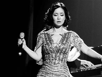Sau ồn ào chồng cũ lấy vợ mới, đêm qua Hồng Nhung bất ngờ nhận được lời động viên tình cảm từ Hoa hậu này
