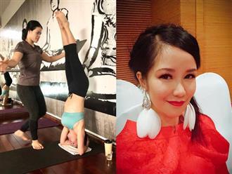 Sau ly hôn, Hồng Nhung khiến fan lo lắng: 'Có khi đầu hàng tốt hơn là chiến đấu'