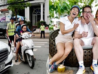 Chồng cũ sắp có con sau ly hôn, Hồng Nhung sống hạnh phúc bên 'tình yêu lớn' của đời mình